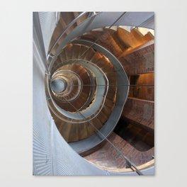 Mackintosh Building Canvas Print