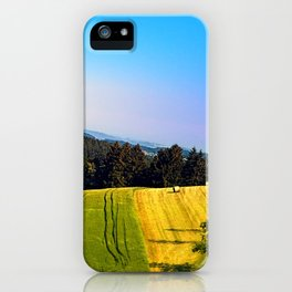 Tipping the scenery iPhone Case