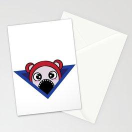 Funny Overthink Tshirt Design Fuck overthinking! Stationery Cards