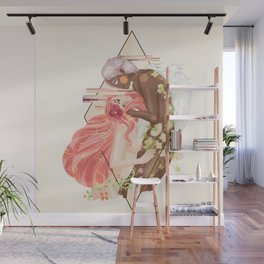 Cupid and Psyche Wall Mural
