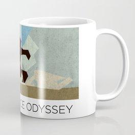 Minimalist 2001: A space odyssey (2) Coffee Mug
