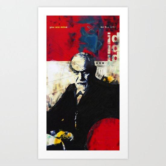 Id Art Print