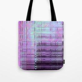 Softest Possible Glitch 01 Tote Bag