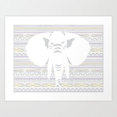 Phantastic. Art Print