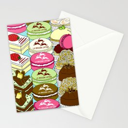 Cakes Cakes Cakes! Stationery Cards