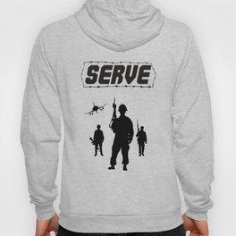 Serve Hoody