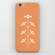 Red Sprig iPhone & iPod Skin