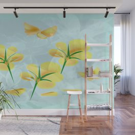 """Fly Away"" Wall Mural"