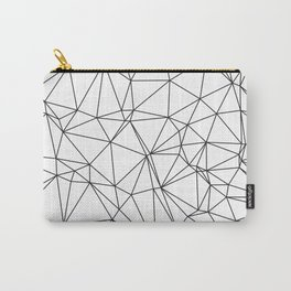 Triangular Deconstructionism Carry-All Pouch