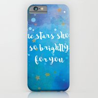 The Stars Shone So Brightly For You iPhone 6s Slim Case