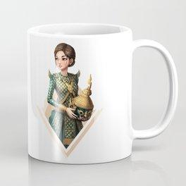 Khmer Masked Dance Coffee Mug