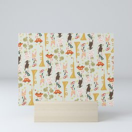 Animals Mini Art Print
