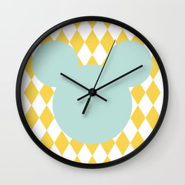 From there to here Wall Clock