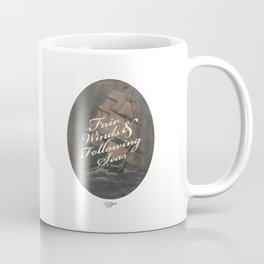 Fair Winds & Following Seas Coffee Mug