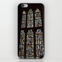 marc johns iPhone & iPod Skins featuring Chapel St Johns. by Von Zeppy