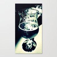 beer Canvas Prints featuring Beer by Derek Fleener