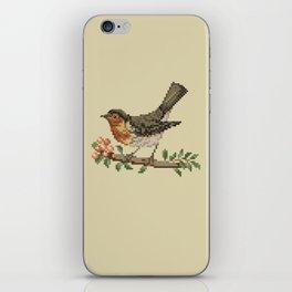 Bird 2 iPhone Skin
