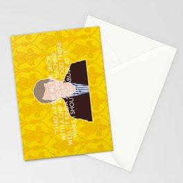 The Blind Banker - John Watson Stationery Cards