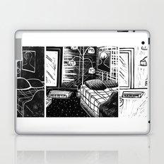 Sunny Vancouver (Combination Cut) Laptop & iPad Skin