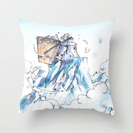 Everest Throw Pillow