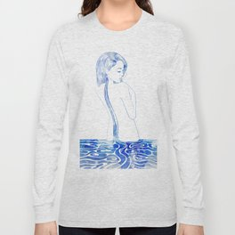 Water Nymph LXXV Long Sleeve T-shirt