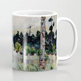 Emily Carr - Tanoo Coffee Mug