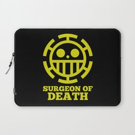 Surgeon Of Death Laptop Sleeve