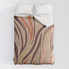 Zebra Tonal Duvet Cover