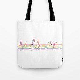 FLAG - LGBT ONE Tote Bag