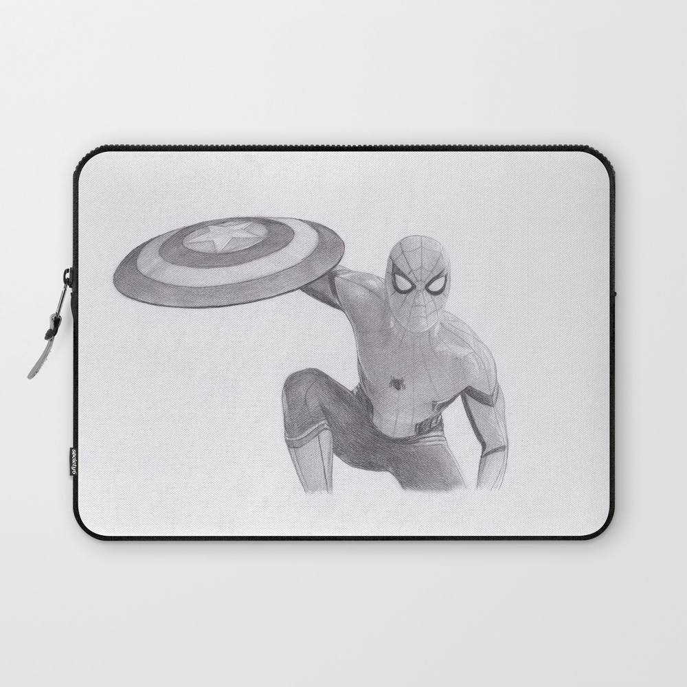 Spider Man Laptop Sleeve LSV6005386