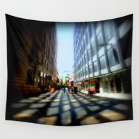 australia Wall Tapestries featuring Adelaide - Australia by Chris' Landscape Images & Designs
