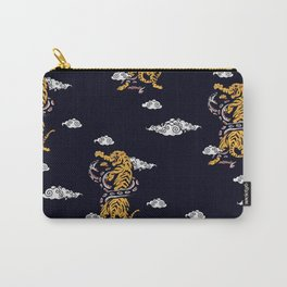 Tiger vs Snake Carry-All Pouch