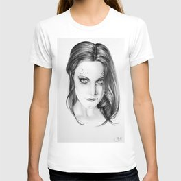 Floor Jansen Portrait T-shirt
