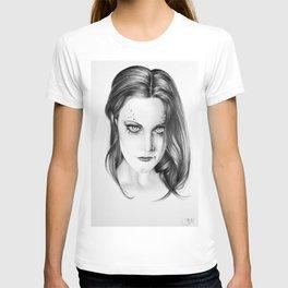 Floor Jansen Portrait T-shirt