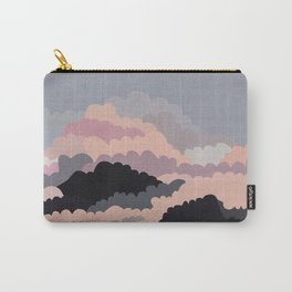 Magic Sunset Clouds Carry-All Pouch