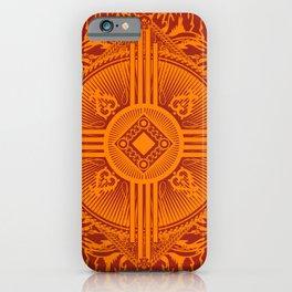 Zia iPhone Case
