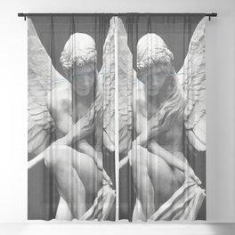Angel Sheer Curtain