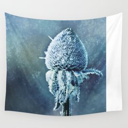 Winter Enchantment Wall Tapestry