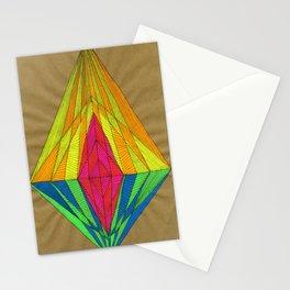 Diamond Light Stationery Cards