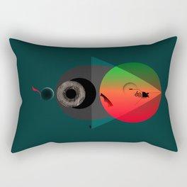 Swing-Wing Rectangular Pillow