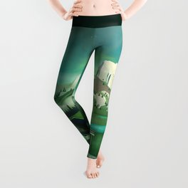 Alpine Enchantment Leggings