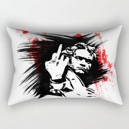 Beethoven FU Rectangular Pillow