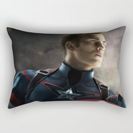 CaptainAmerica Rectangular Pillow