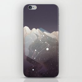 Cosmic Cat iPhone Skin