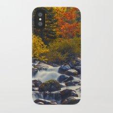 Autumn River II Slim Case iPhone X