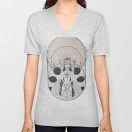 The Goddess Unisex V-Neck