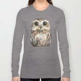 Little Owl Long Sleeve T-shirt