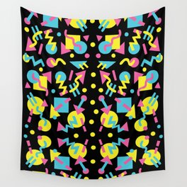 Party Pattern Wall Tapestry