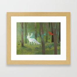 Cerpaon Framed Art Print