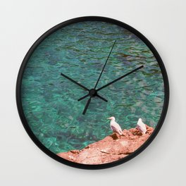 Jump / Fly Wall Clock